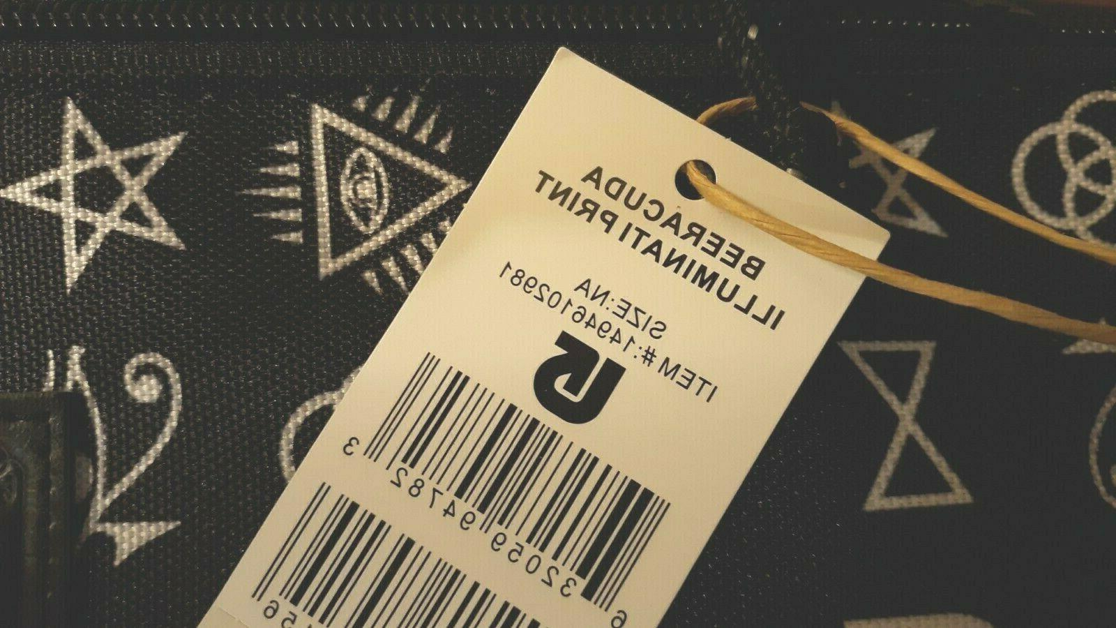 "Burton ""Beeracuda"" Camping Hiking Travel Drink Cooler Bag"