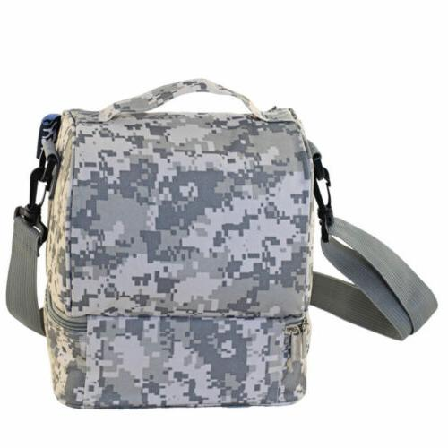 Insulated Cooler Picnic Dual Shoulder