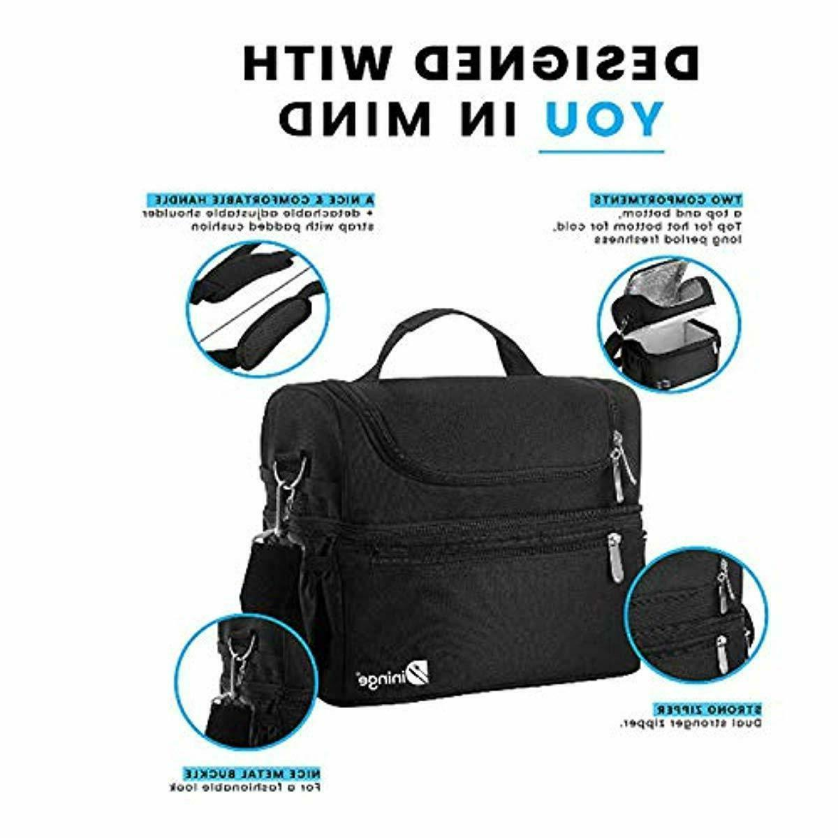 Lunch Box Insulated Bag Bag for Men, Women