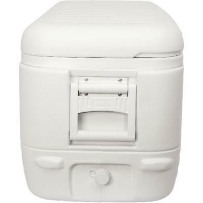 Large Igloo Cooler 120 Qt Cold Ice Chest Fishing