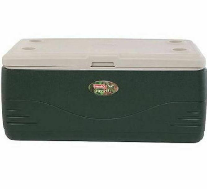 Large Cooler Box Cup Picnic Camping Cool