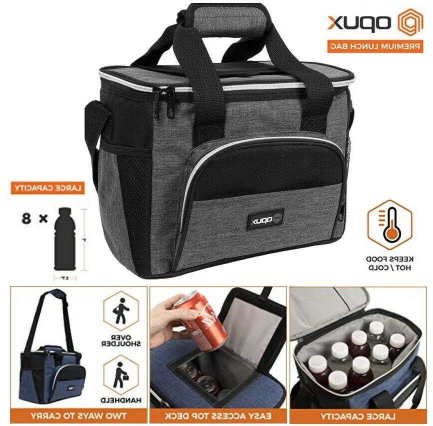 large insulated lunch bag soft cooler