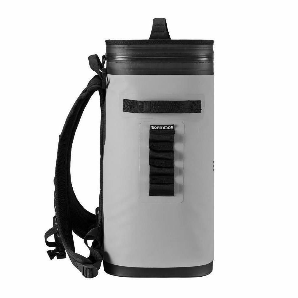 Cooler Backpack Gray Bag