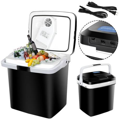 Low Noise Car Iceless Thermoelectric Cooler Electric Refrige