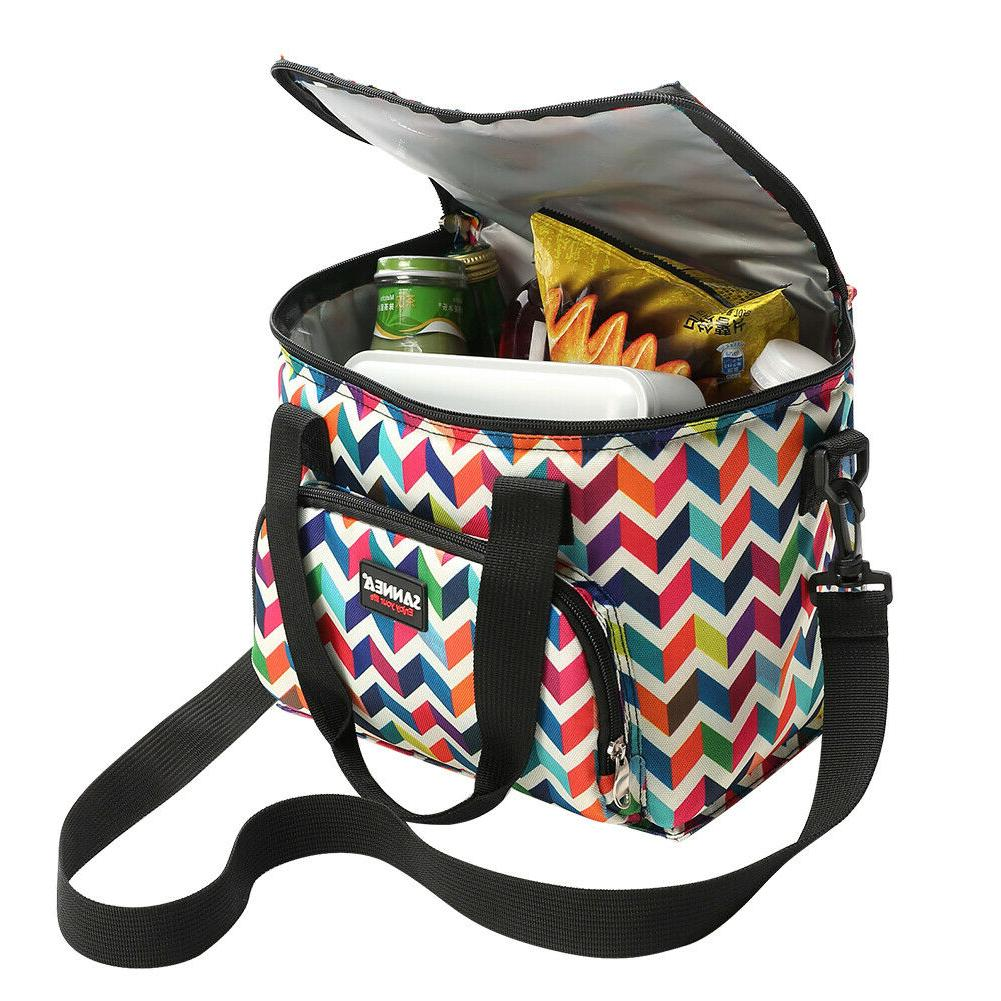 Lunch Insulated Lunch Bag Large Food Cooler Men