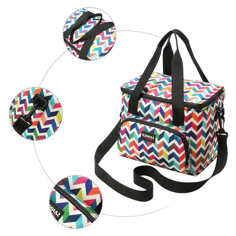 Lunch Box Bag Food Cooler Bag Men