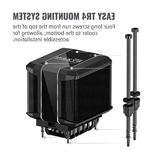 Cooler AMD Wraith