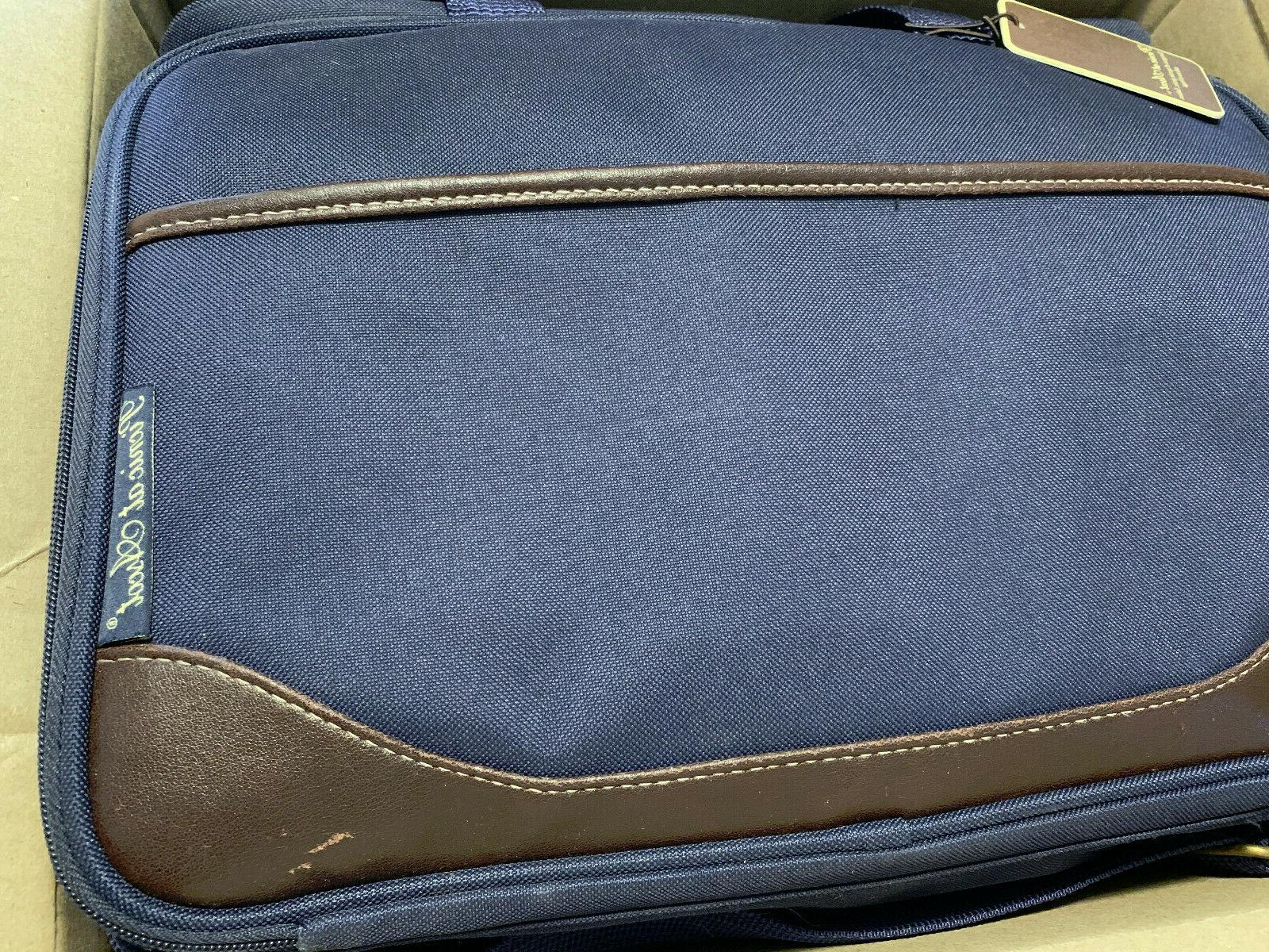 New Complete Ascot Leather Navy