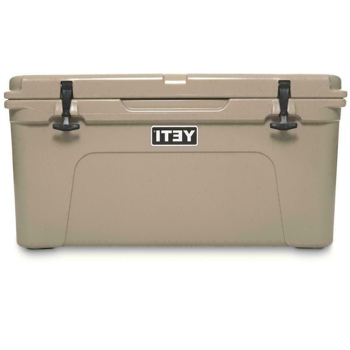 new cooler tundra 65 tan free shipping