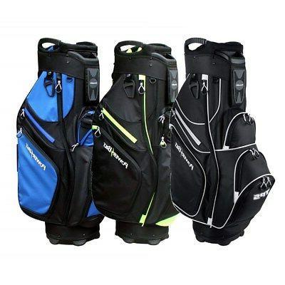 new golf tps cooler cart bag 9