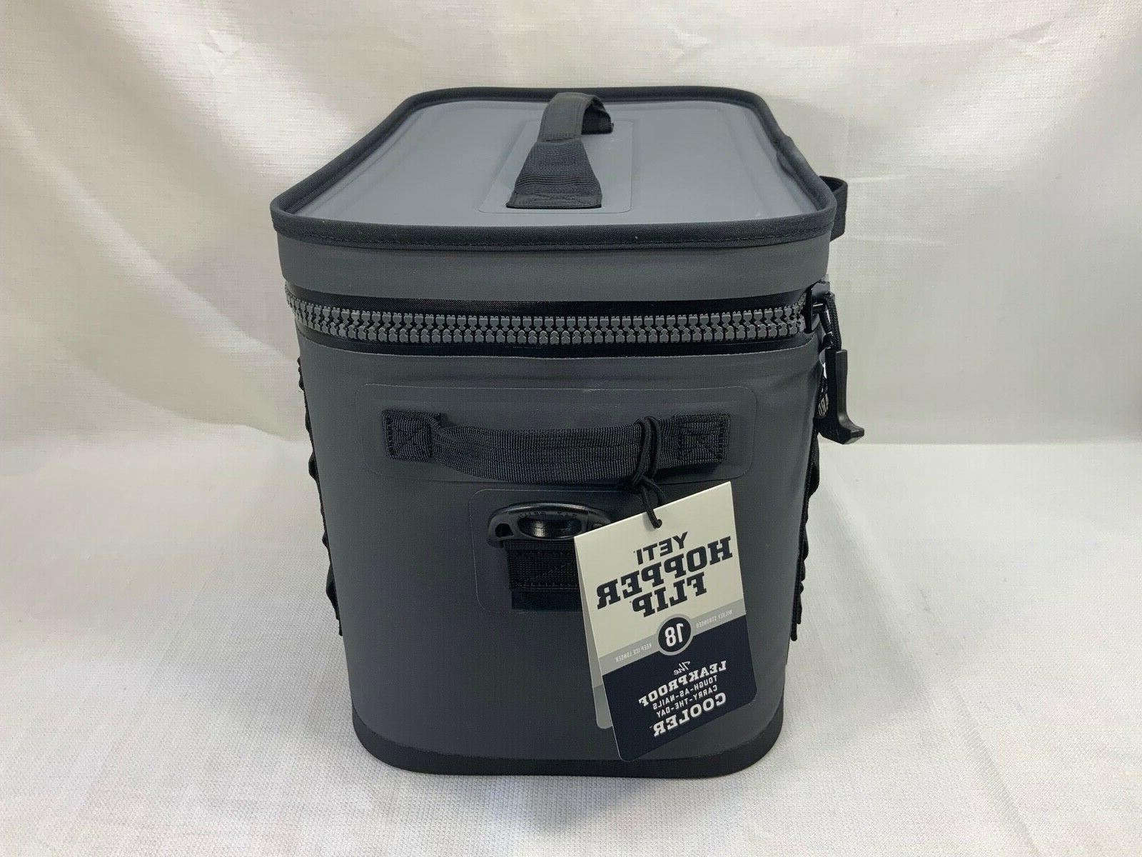 NEW YETI Hopper Charcoal - Leakproof 20 Cans