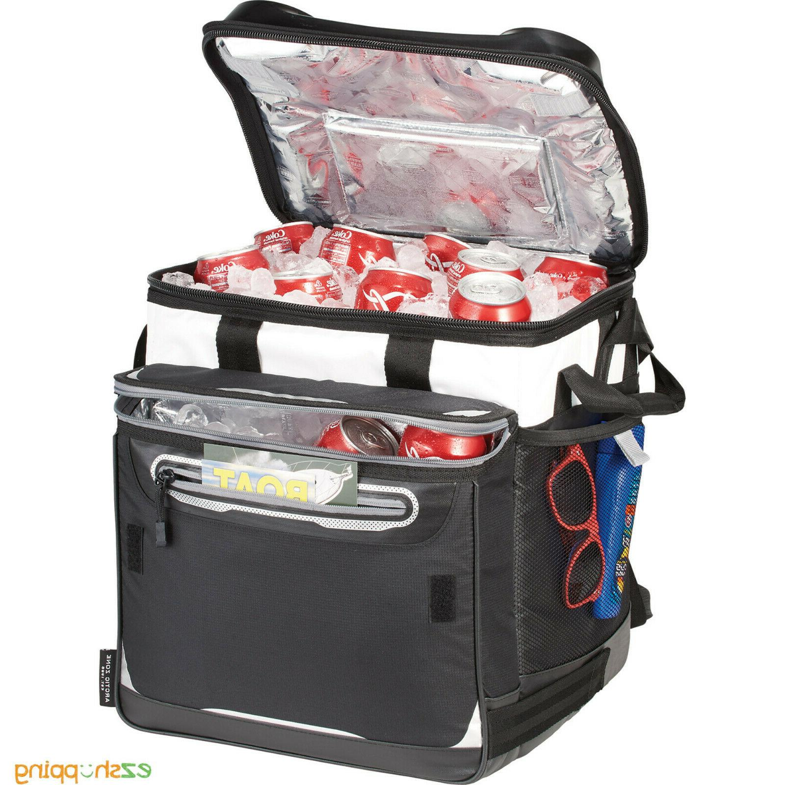 New Arctic Deep Freeze Rolling Sports Event Cooler Free Ship