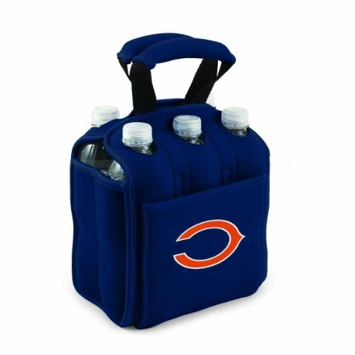 nfl chicago bears six insulated