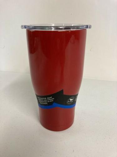 NWD Steel Insulated RED *Read