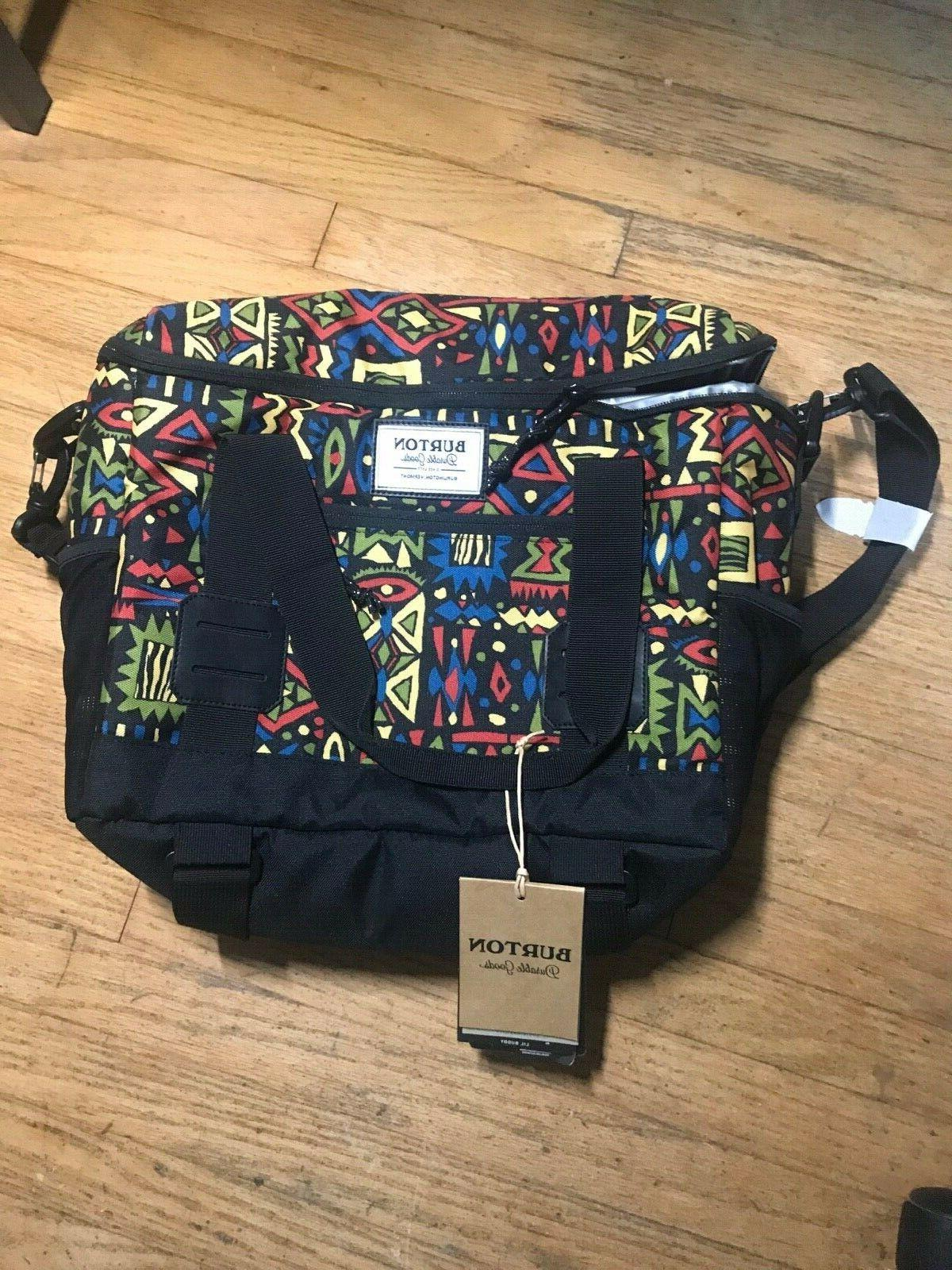nwt lil buddy outland insulated beverage cooler