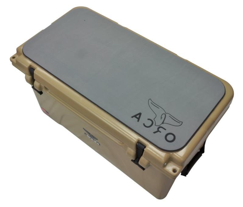 ORCA ORCGSRP75 Slip Resistant Pad for a 75 Quart Cooler, Gre