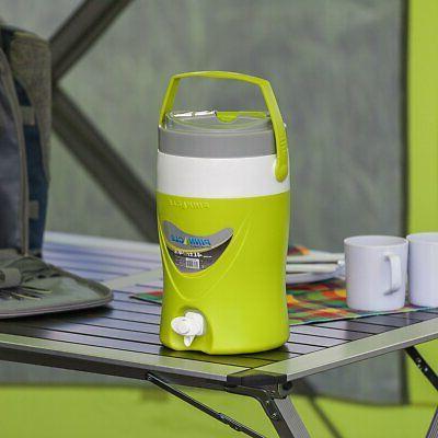 Pinnacle Beverage Jug Camping Picnic