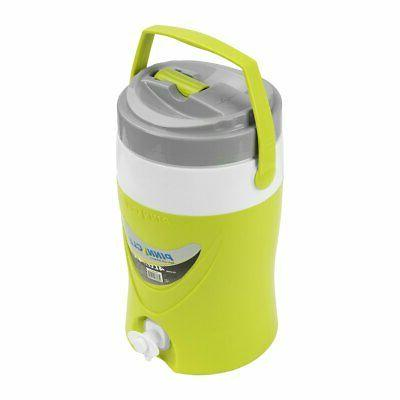 platino beverage cooler jug 1 gallon