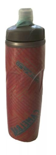 Camelbak Podium Big Chill Water Bottle: 25 oz, Flamingo