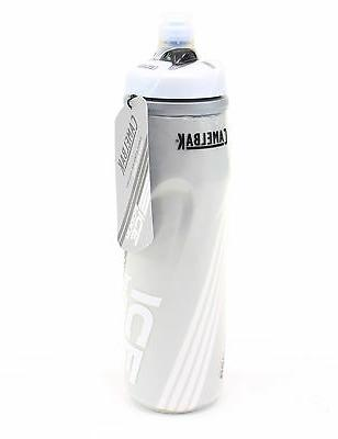 CAMELBAK PODIUM ICE SNOW EDITION 21oz BICYCLE WATER BOTTLE
