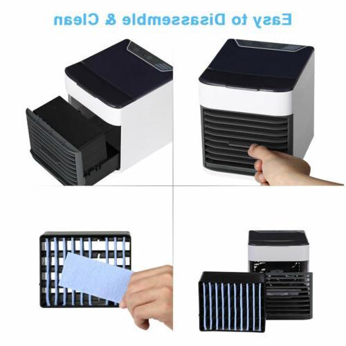 Portable Air Cooler USB Humidifier