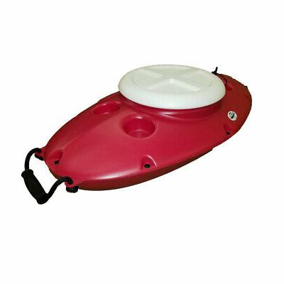 portable floating insulated 30 quart kayak cooler