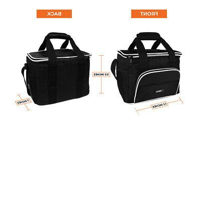 Large Insulated Mini Cooler for For Travel Leakproof