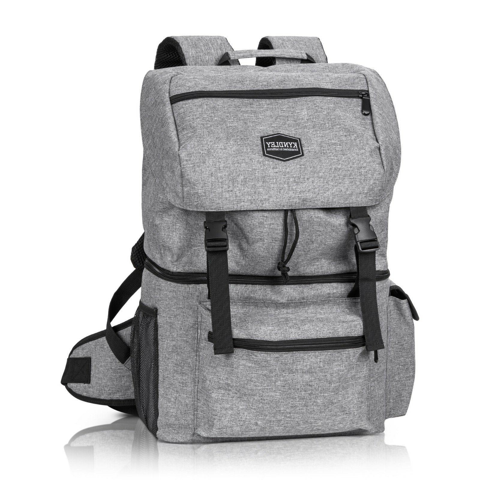 premium insulated shoulder backpack cooler lunch bag