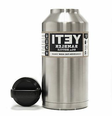 Brand Yeti 64 oz with Lid Free Shipping!