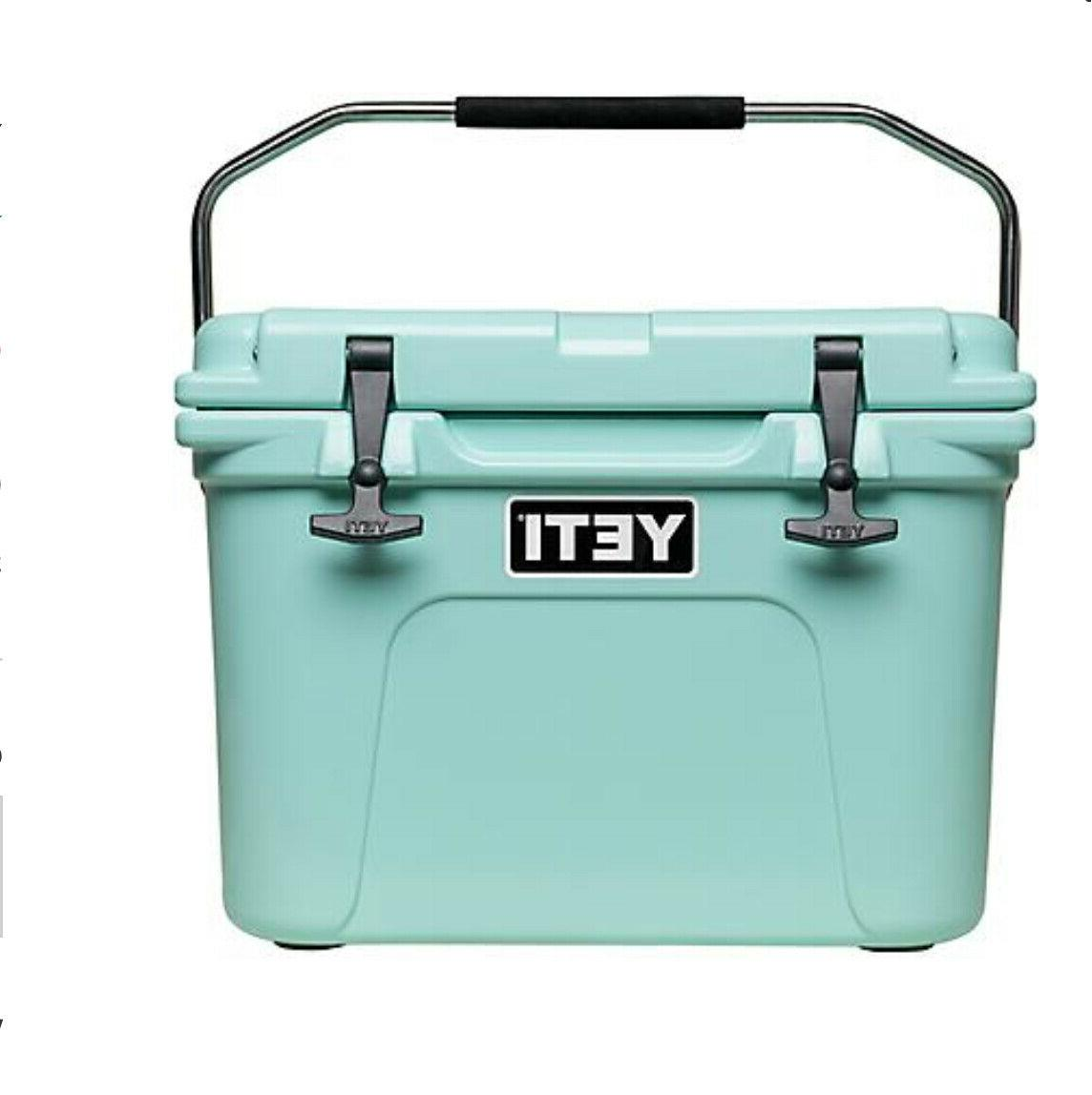 Yeti Roadie 20 20qt Cooler Seafoam Limited Edition
