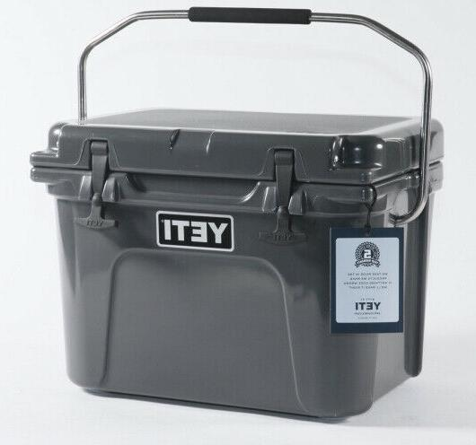roadie 20 charcoal cooler limited edition color