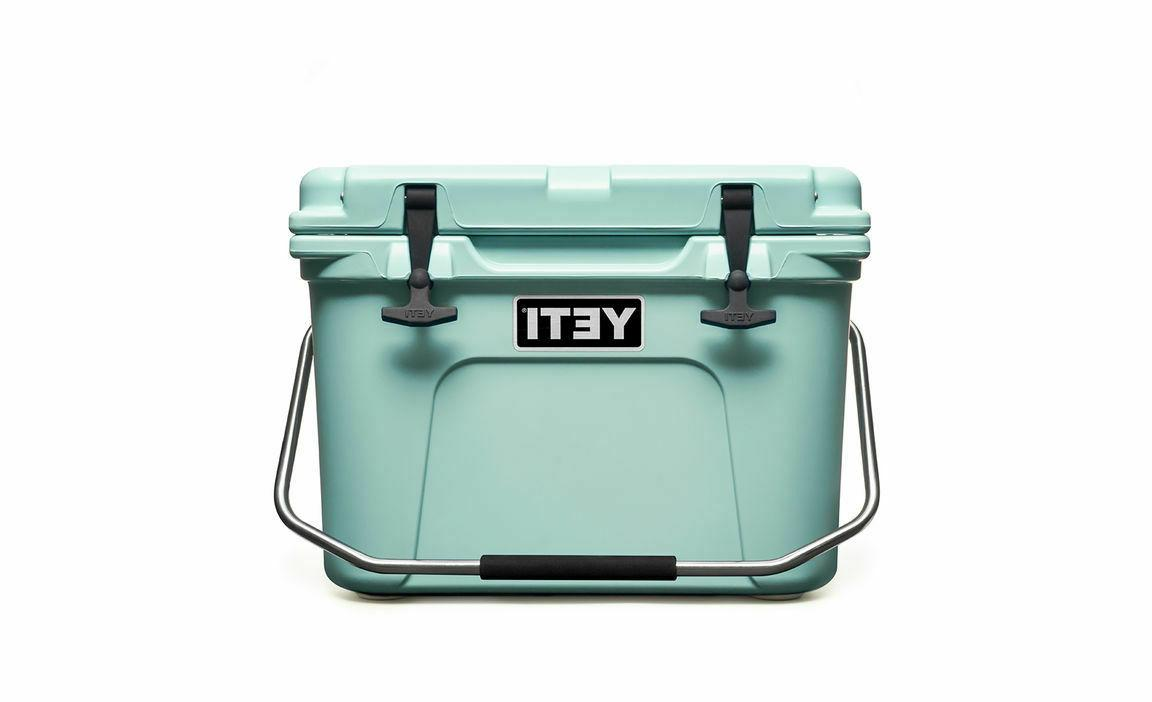 roadie 20 cooler seafoam