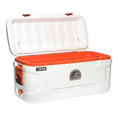Igloo Super Cooler, 120-Quart