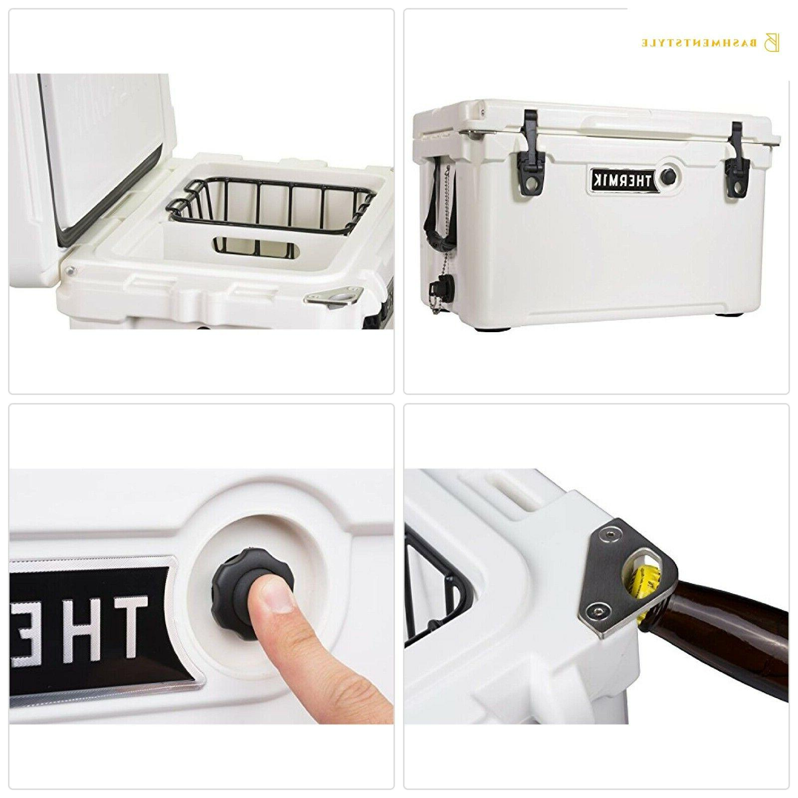 thermik high performance roto molded cooler 45