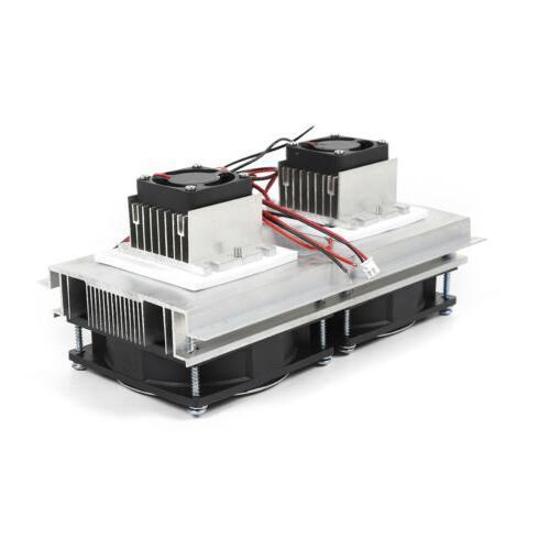 12V Cooling Air Cooler Fan DIY