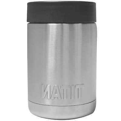 Titan Stainless Can Cooler Cup Holder Double Wall Insulation