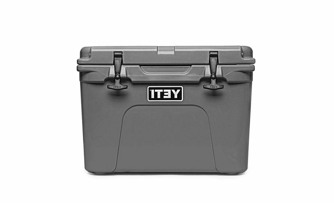 tundra 35 cooler charcoal new free shipping