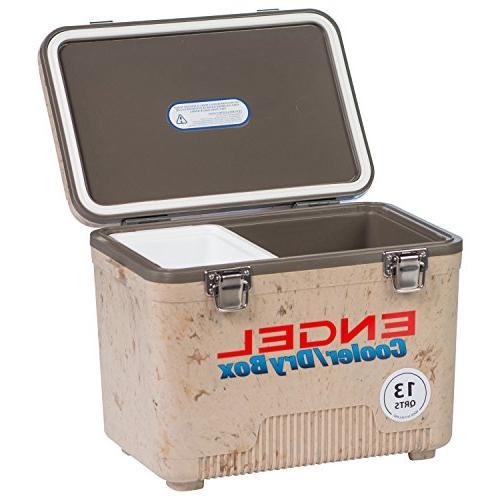 Engel UC13C1 Cooler/Dry Box 13Qt Grassland