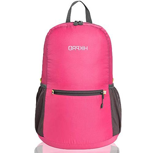 ultra packable backpack hiking daypack
