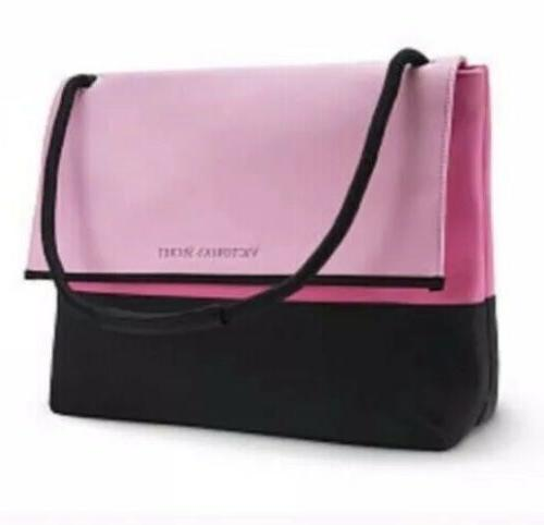 victorias secret insulated cooler tote bag neoprene