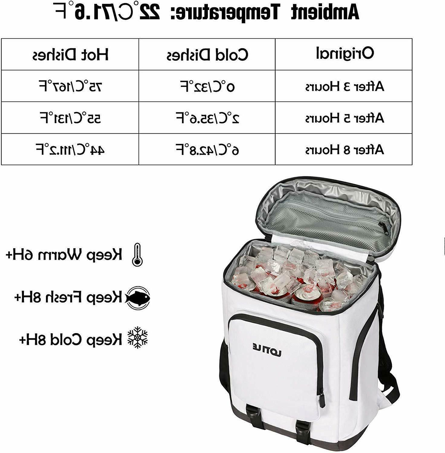 Waterproof Backpack Insualted Cooler Bag Picnic