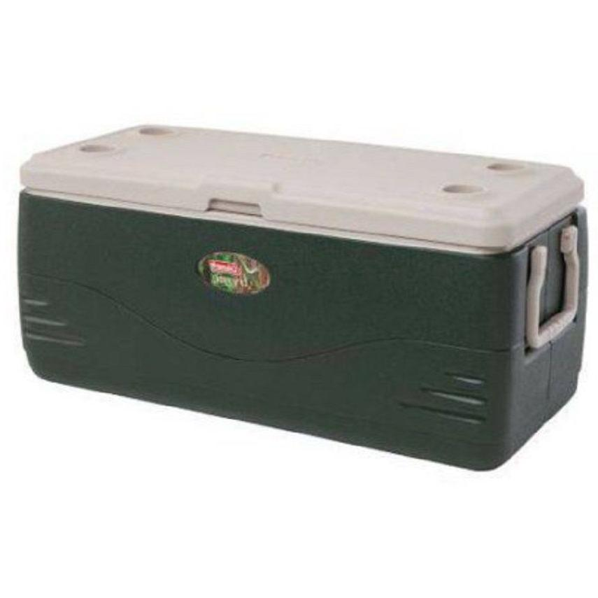 xtreme 150 qt cooler green ice chest