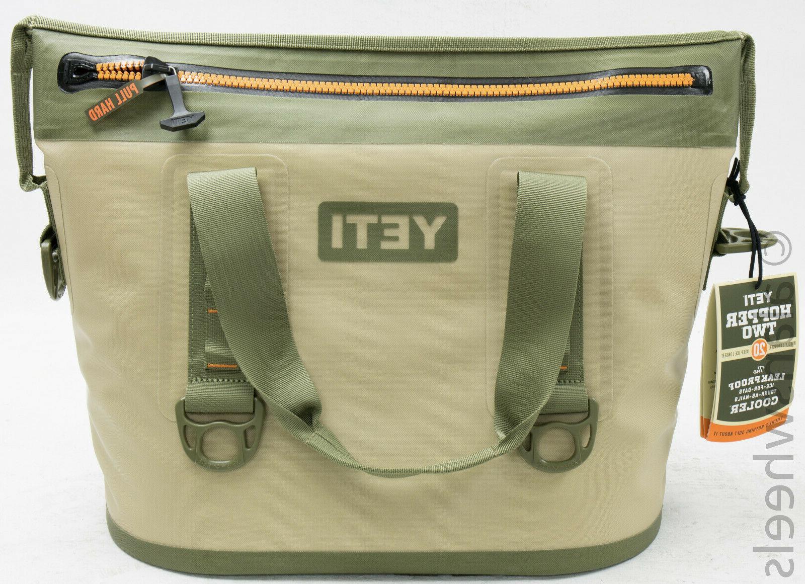 yeti hopper two portable cooler