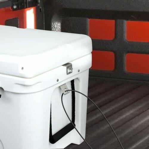 YETI/RTIC Cooler Lock Cooler Bracket, Lock Bracket