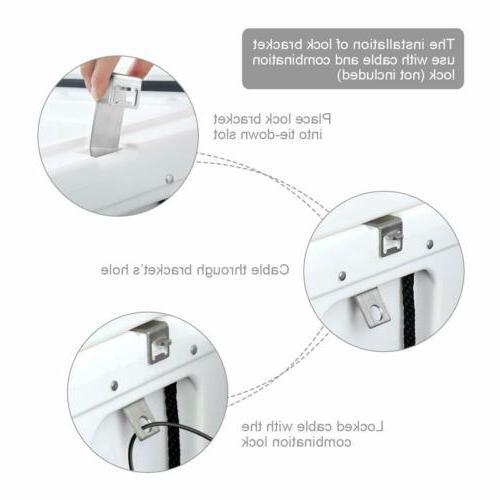 YETI/RTIC Cooler Lock Cooler Metal Lock