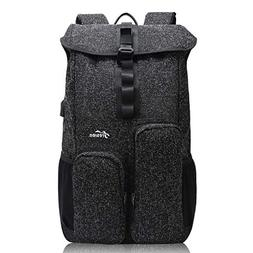 15.6 Inch Laptop Backpack with USB Port, Slim Backpack Trave