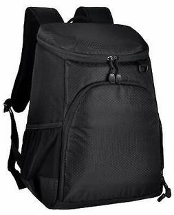 MIER Leakproof Cooler Backpack Insulated Soft Lunch for Men