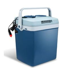 Lifestyle 27 Quart Electric Cooler/Warmer with Dual AC and D