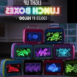 Igloo Light-Up Lunch Box Cooler: Cupcake Monster Truck Astro