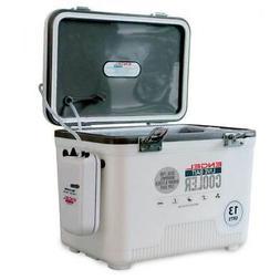 Engel Live Bait Coolers White w/ Net 13 Qt ENGLBC13-N